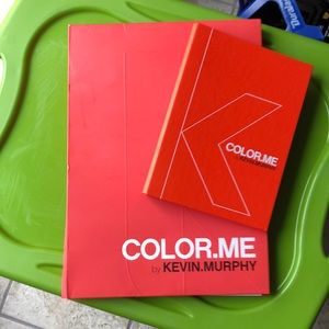 Kevin Murphy Color.Me Color Swatch Books